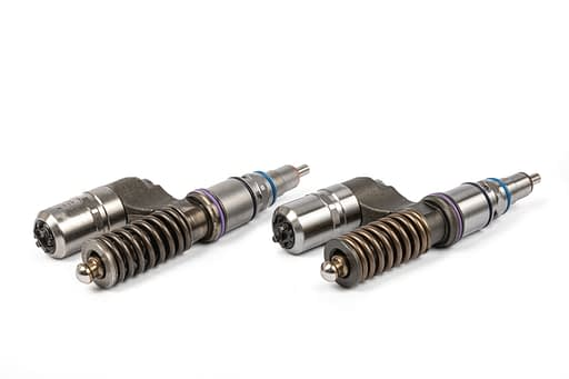 Bosch electronic units injectors (EUI) for diesel commercial vehicles